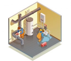 Assistência Técnica Caldeiras Sever do Vouga – Reparação e Manutenção, Empresa Multi-serviços